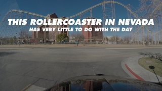 This Rollercoaster In Nevada | Allie Knight