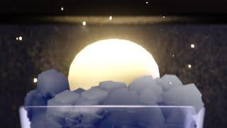 カルピ海と天の川のゼリー 【Sea and Milky Way Jelly】