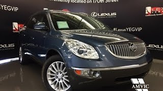 Used 2012 Blue Buick Enclave FWD CXL1 In Depth Review | Lethbridge Alberta