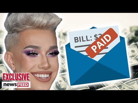 James Charles Tells Clevver He's PAYING Your BILLS! - EXCLUSIVE thumbnail