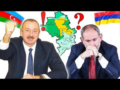 Нагорный Карабах : ПОБЕДА или ПОРАЖЕНИЕ? Итог мирных соглашений⭐ Azerbaycan Ordusu и Армянская армия