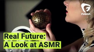 Real Future: Behind the scenes with Ally Maque, ASMR video star (Episode 13)