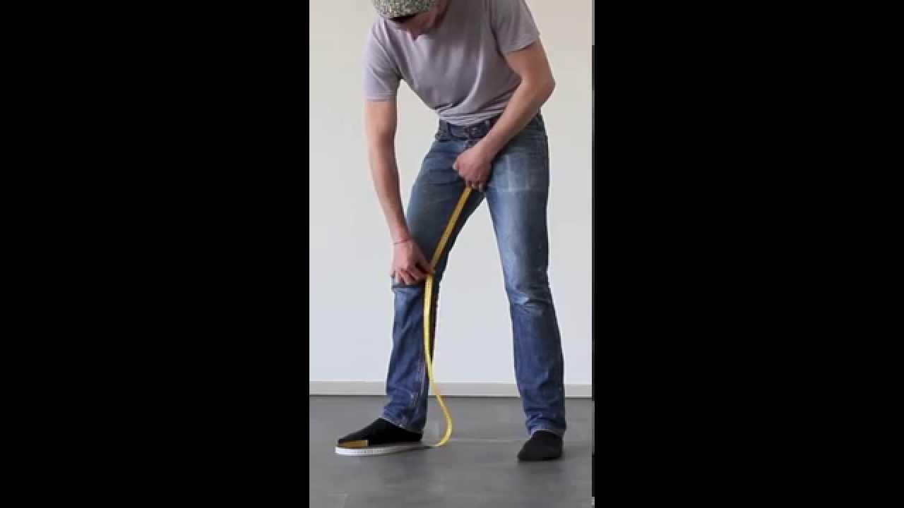 Männer Maße Der Inneren BzwSchrittnaht Bei Beinlänge Entnehmen xodeCBWr