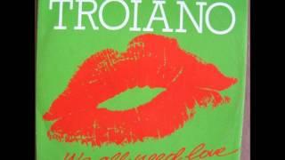 """Domenic troiano - We all need love (1979) 12"""" vinyl"""