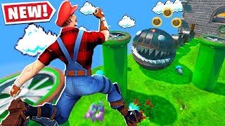 Fortnite Super Mario Netlab