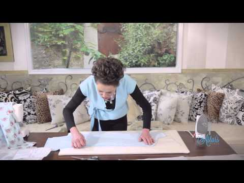 How to Sew For Beginners Part 4: Applying Interfacing