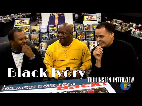 Black Ivory - The Unseen Interview (2012)