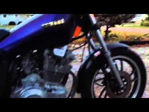 1982 yamaha maxim 400
