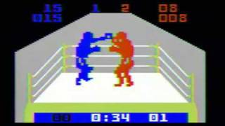 Boxing - Intellivision