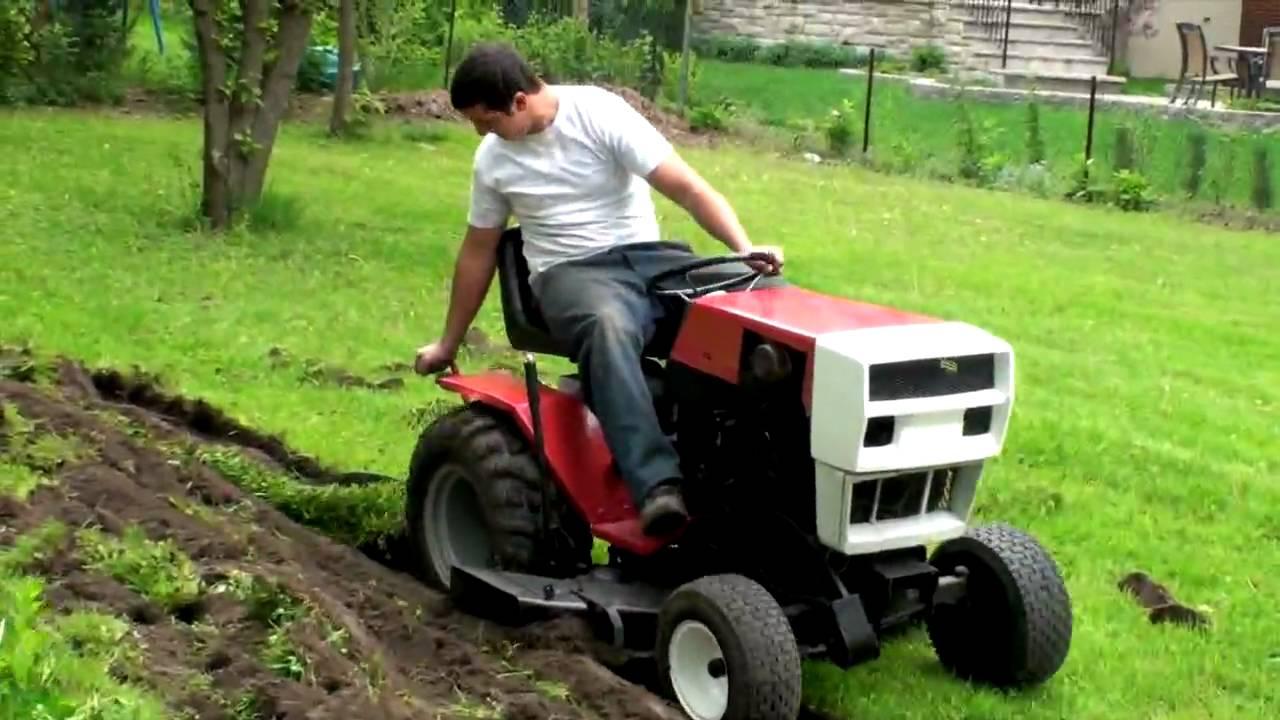 Roper Garden Tractor