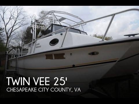 [SOLD] Used 2002 Twin Vee 26 Hawaiian Sport Fisherman In Chesapeake, Virginia