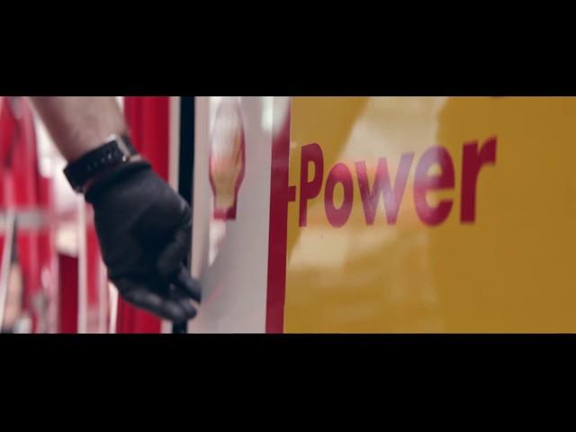 Shell V Power 30 Sec