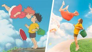 How To Create a Studio Ghibli Photoshoot