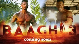 Baaghi 3 First Look & Release Date   Tiger Shroff, Sara Ali Khan   Upcoming Bollywood Movies