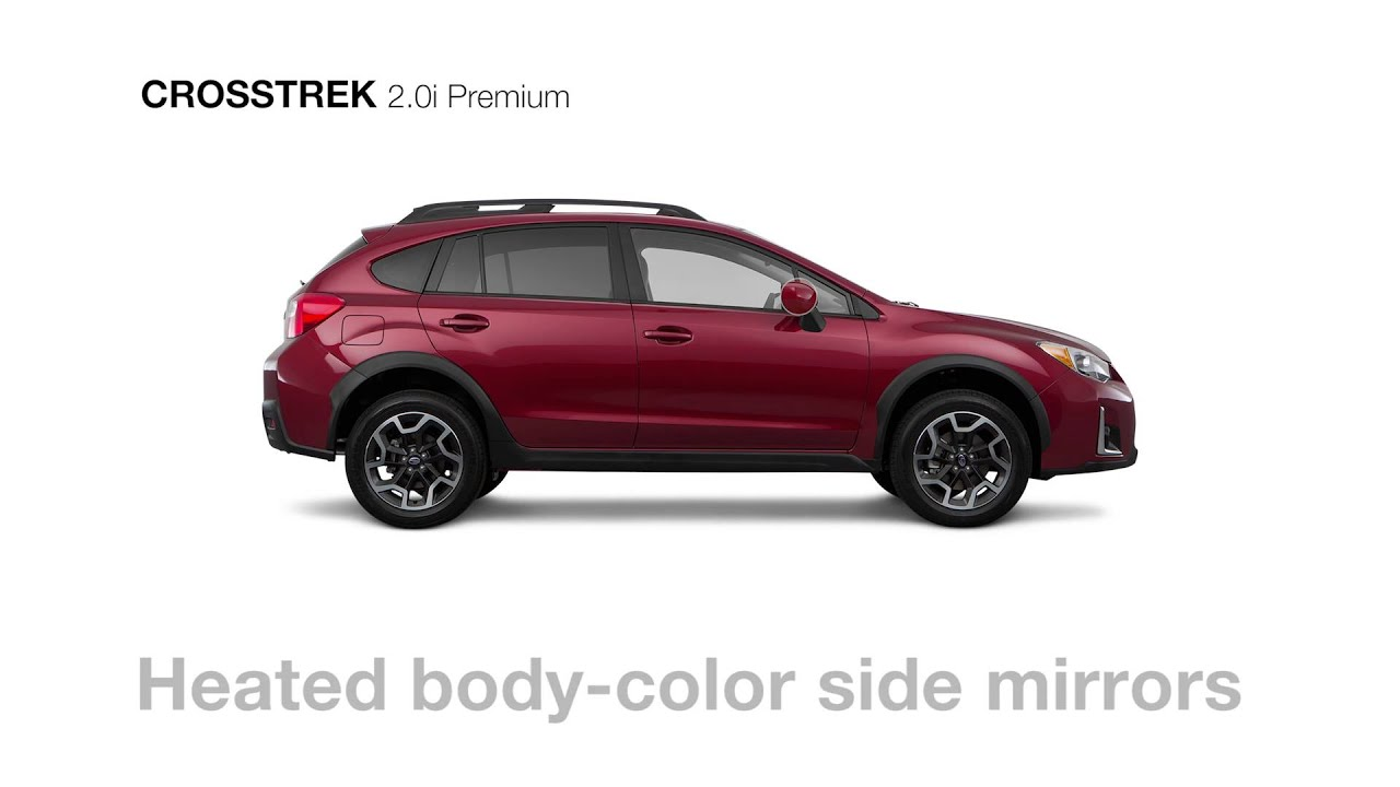 2016 Subaru Crosstrek 2 0i Premium