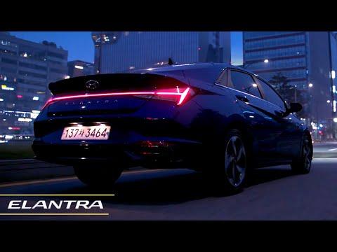 New 2021 HYUNDAI ELANTRA - Amazing Interior, Features, Safety and Technology!