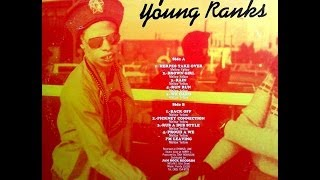 Mellow Yellow & Young Ranks - Herpes Take Over LP Ano:1982 Label: J...