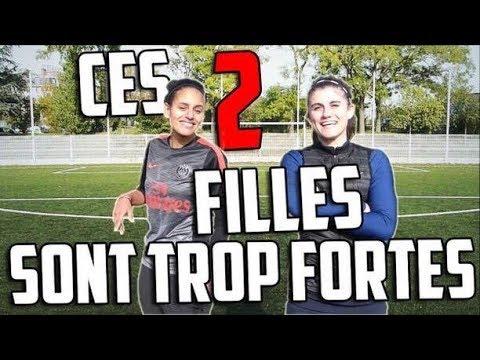 CES FILLES SONT TROP FORTES !
