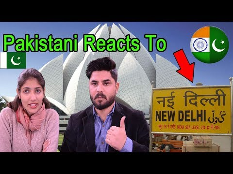 Pakistani Reacts To | New Delhi | Visit New Delhi | Capital of India | City in India