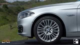 BMW 5 Series Facelift Test Drive AutoStrada.MD