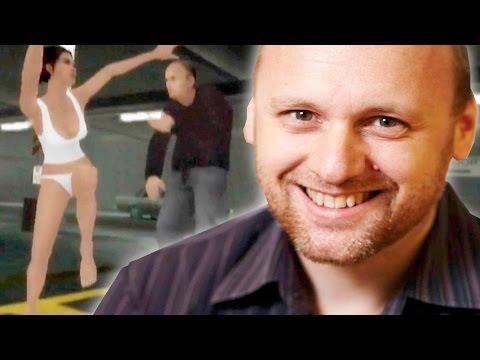 David Cage's Hidden Dance Floor  Indigo Prophecy Xbox