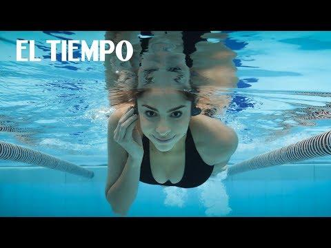 Unos audífonos que no hay que quitarse para ir a nadar | EL TIEMPO1