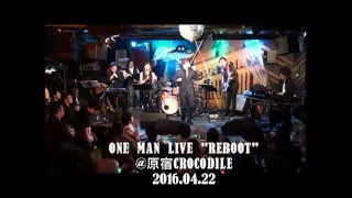 "2016.04.22 Yascotti One Man Live ""REBOOT"" ""A Lady in Love"" Written ..."