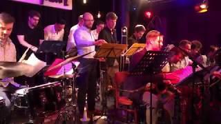 High Wire Jazz Orchestra Abschlusskonzert 2019 Unterfahrt München