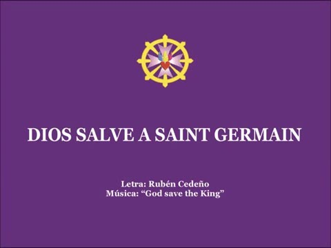 DIOS SALVE A SAINT GERMAIN texto y piano