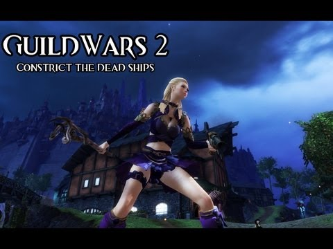 Guild Wars 2: Conscript the Dead Ships