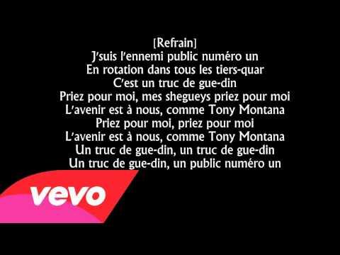 GRADUR-PRIEZ POUR MOI (2015 quality audio whit lyrics)
