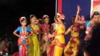 swetha dance