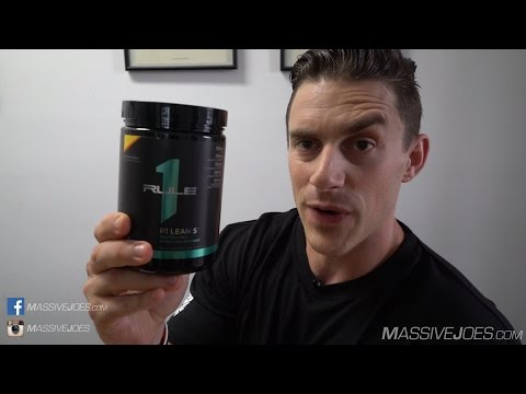 Rule 1 Lean 5 Stimulant Free Fat Loss Supplement Review - MassiveJoes.com Raw Review