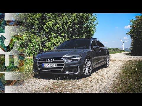 2019 Audi A6 50 TDI quattro | 4K TEST