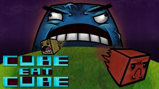 Roblox Cube Eat Cube - Part 1 - Commentary