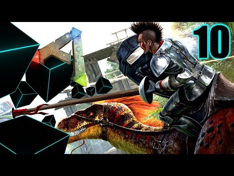 ARK TIME CUBE 2 #10 Anstandsloser Angriff | Speed PvP mit Community