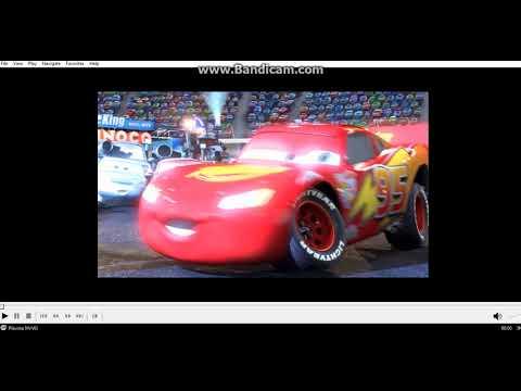 Cars Dvd Menu Walkthrough Youtube