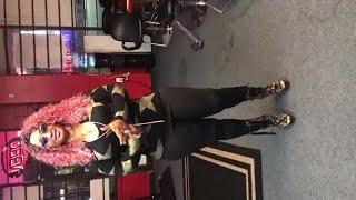 Debordo Leekunfa - Robot Macador - Démo de Maty Dollar #1