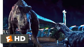 Jurassic World (2015) - Dinosaur Alliance (10/10) | Jurassic Park Fansite