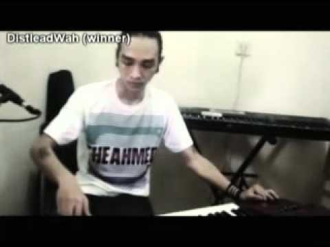 Rio Ricardo - Telanjangi Dunia keyboard solo