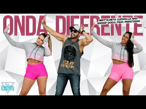 Onda Diferente - Anitta with Ludmilla and Snoop Dogg feat Papatinho - Cia Daniel Saboya