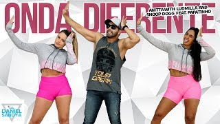 Baixar Onda Diferente - Anitta with Ludmilla and Snoop Dogg feat. Papatinho - Cia. Daniel Saboya