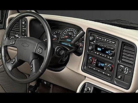 Desmontar Tablero How To Remove Dash Chevrolet Silverado ...