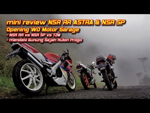 Review NSR RR dan SP || Aji VAS