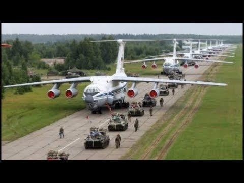Putin's Armed Forces Vs. U.S. and NATO's Armed Forces    NATO Summit 2018 !!!