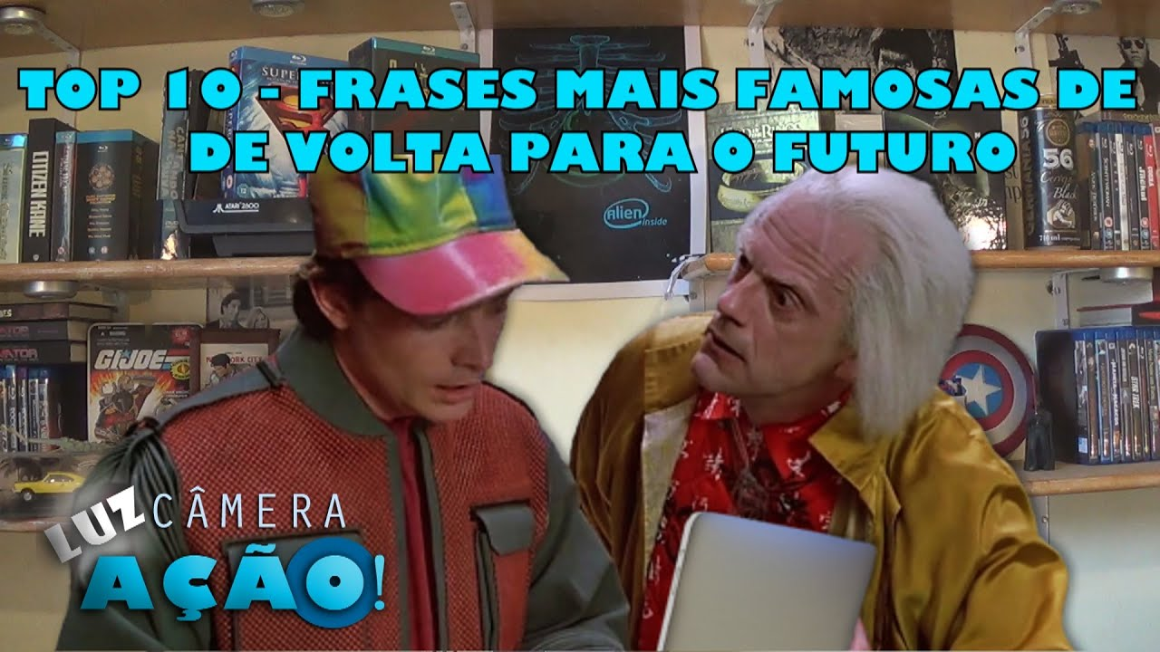 """Frases De Futuro: As Melhores Frases De """"De Volta Para O Futuro"""