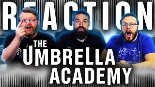 The Umbrella Academy Season 2 | Official Trailer REACTION!!