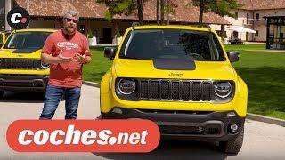 Jeep Renegade 2019 SUV | Primera prueba / Test / Review en español |