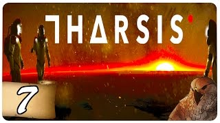 THARSIS - #7 | Best. Run. Ever. | Let's Play Tharsis [Tharsis Gameplay]