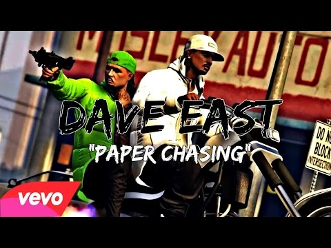 Dave East- Paper Chasin (Official Music Video) GTA 5| ROCKSTAR EDITOR